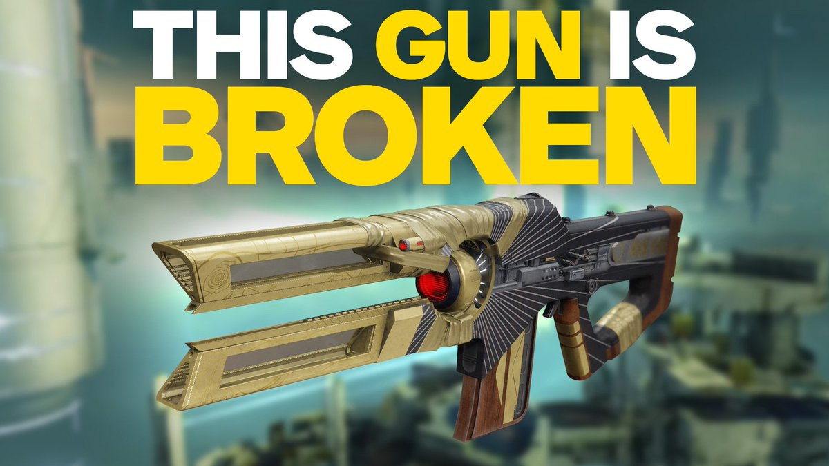 Watch the new Prometheus Lens absolutely melt players in #Destiny2's crucible.  https://t.co/XCemJXPXfV