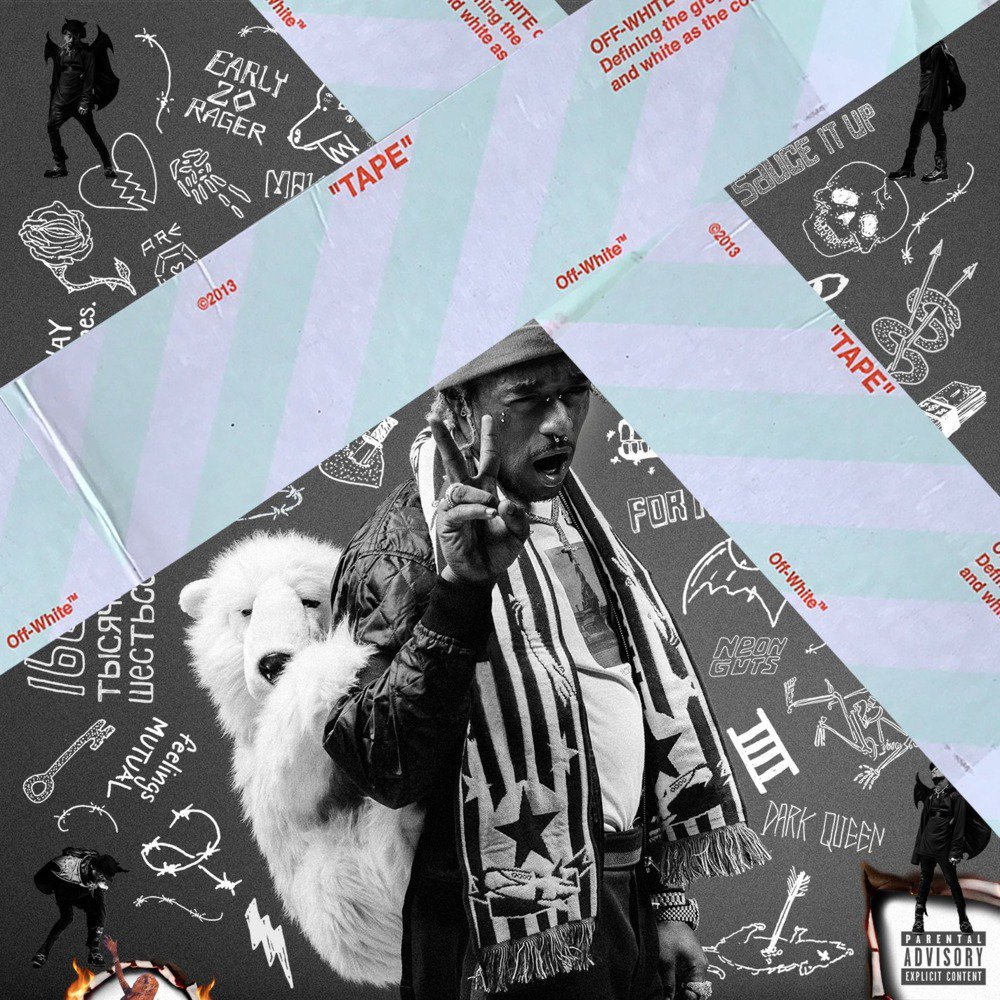 """1.  'Are you alright? @LILUZIVERT ' 's """"XO Tour Llif3"""" defines 2017: It's a cry for help. It bangs in the whip. It's nihilistic. It's the future. It celebrates death. It's full of lifhttps://t.co/kbRAZ5gMUve."""