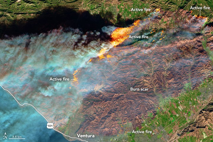 Why the SoCal Fires are So Fierce https://t.co/29gfMUh592 #NASA #LAFires #CaliforniaWildfires #SoCalFires