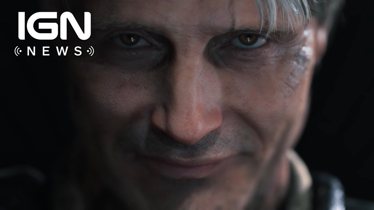 #MadsMikkelsen has revealed a little insight into his character in #DeathStranding.