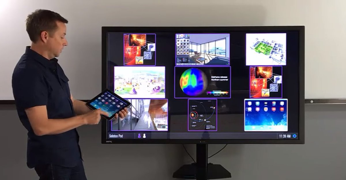 How can you upgrade your #Audio and #Video systems? How about being able to #wirelessly  share content from your device to any #display?  http:// ow.ly/9cIy30h5qti  &nbsp;     #AVTweeps #EdTech<br>http://pic.twitter.com/aff5fcC9u1