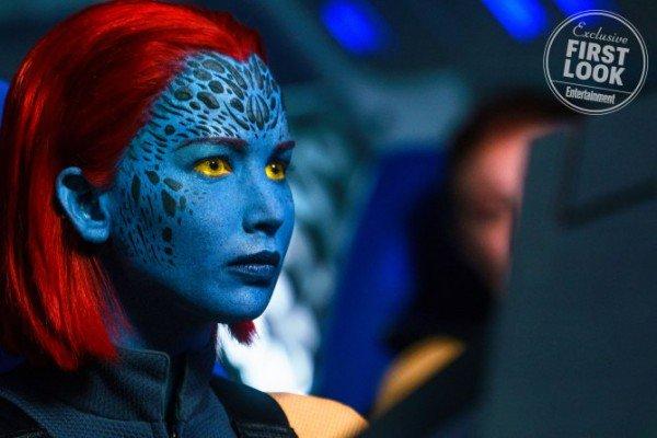 サイモン・キンバーグ監督『X-Men: Dark Phoenix』の画像が公開!ジェームズ・マカヴォ…