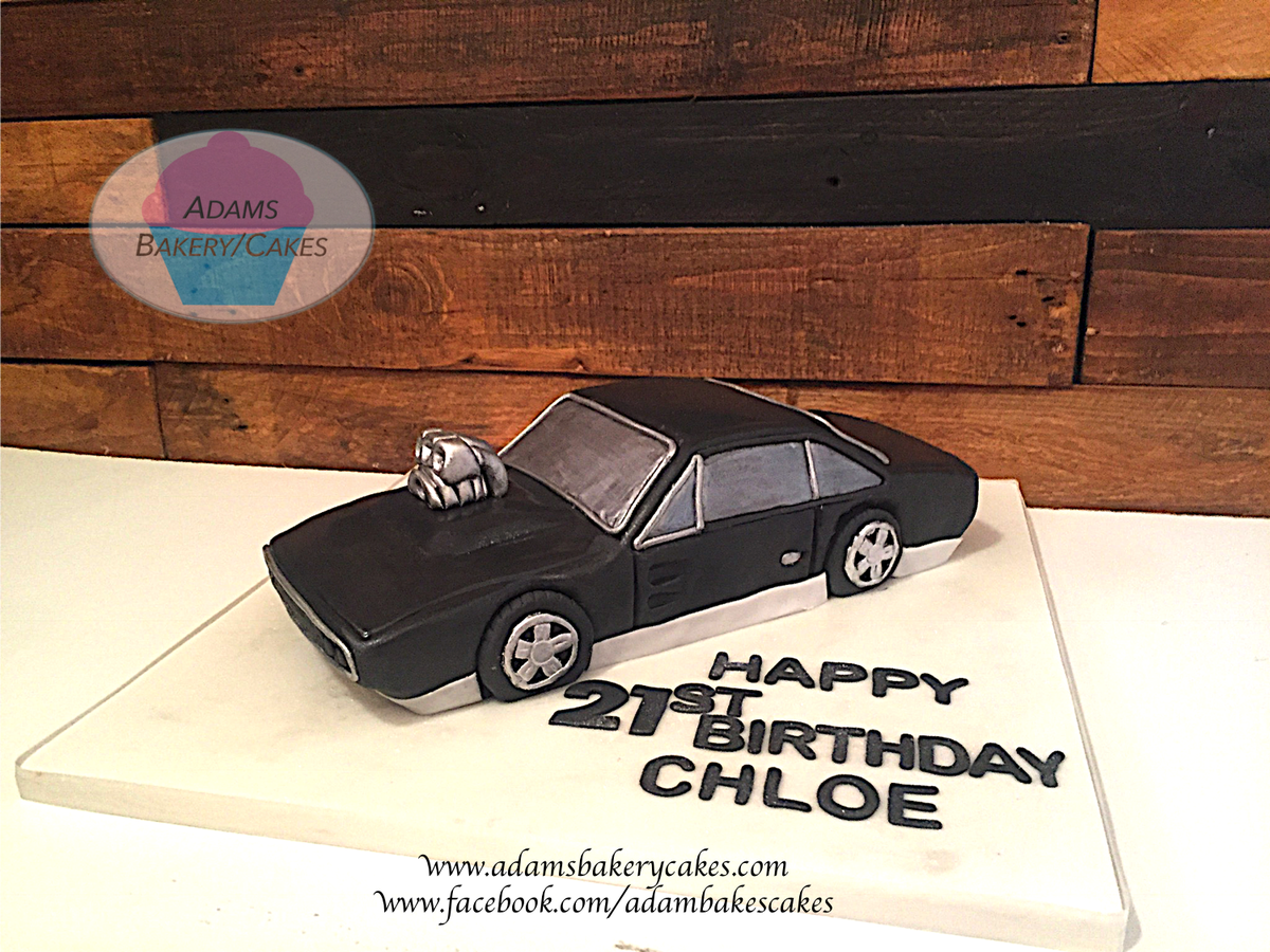 Adams Bakery Cakes On Twitter Dodge Charger Car Cake Fastandfurious Carved From 14inch Cakes Happy Birthday Chloe Adams Bakery Cakes Orders For 2018 Are Filling Fast Wedding Cake Orders June July August