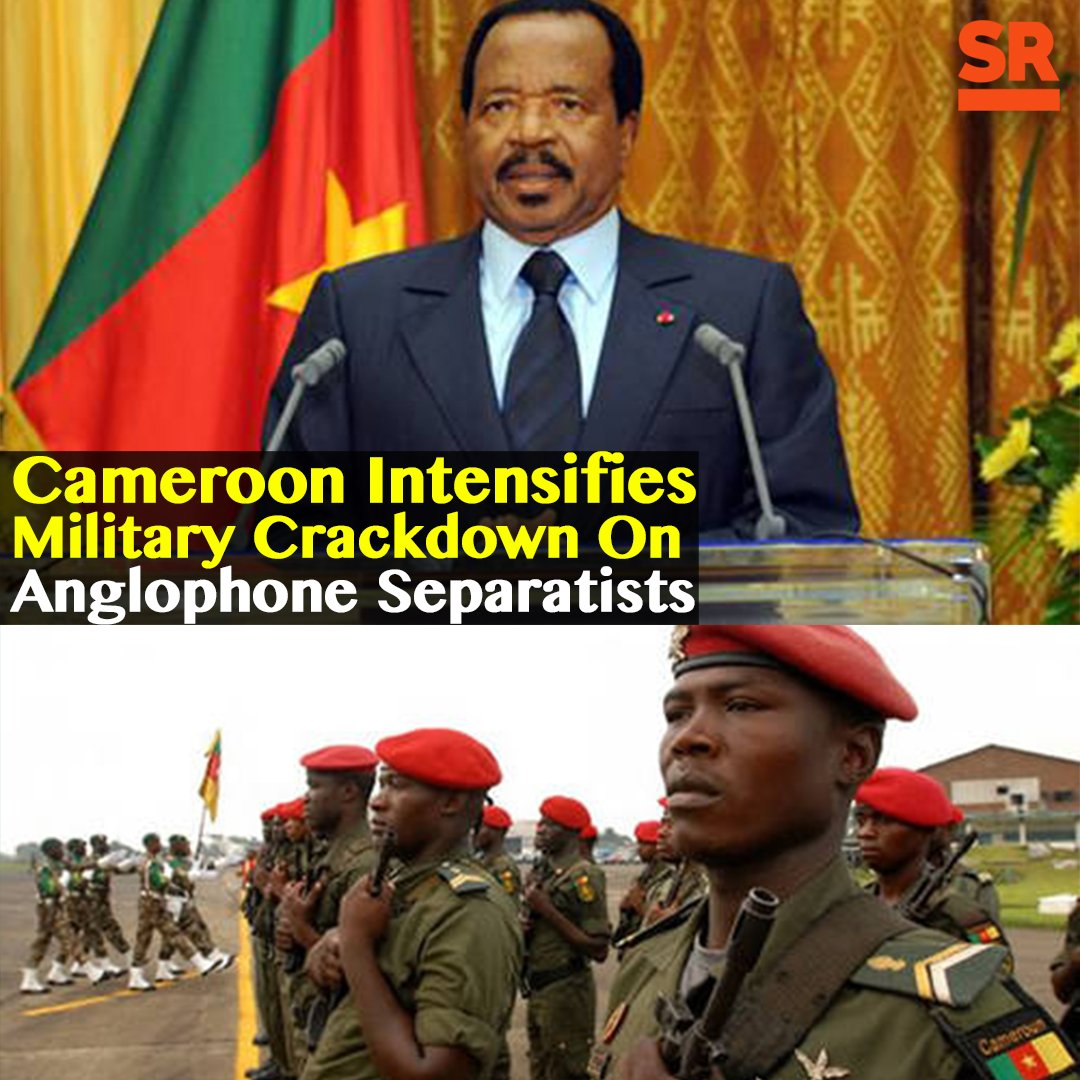 Image result for images of military crackdown in cameroon