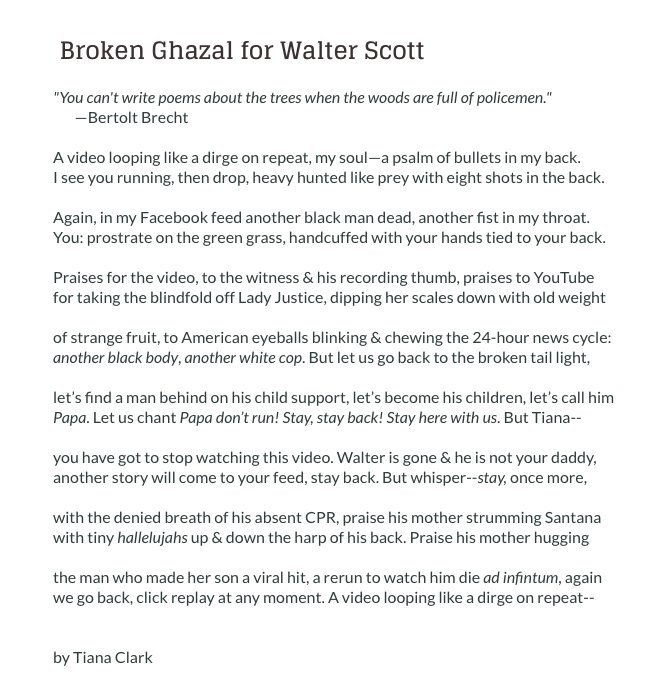 twenty years ago poem