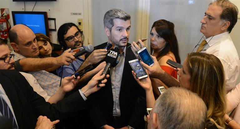 Peña le contestó a Cristina: 'Los argentinos conocen al Presidente y saben que él no vino a manipular la Justicia' https://t.co/euyJOxhgO2