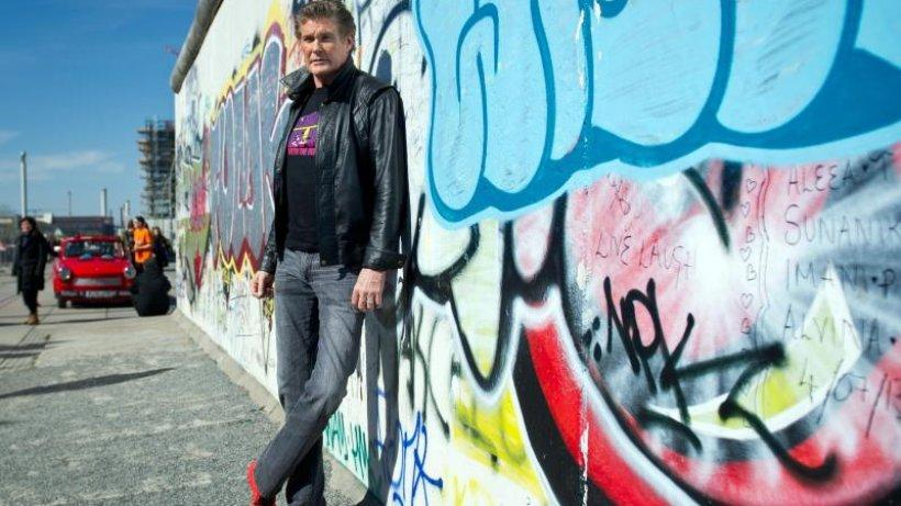 Hasselhoff protestiert gegen Bauprojekt an East Side Gallery https://t.co/tLWfrrT0mF