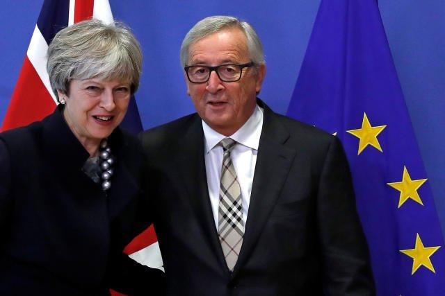 Brexit: EU meldet Fortschritte in Gesprächen mit May https://t.co/SAi7qgODeQ