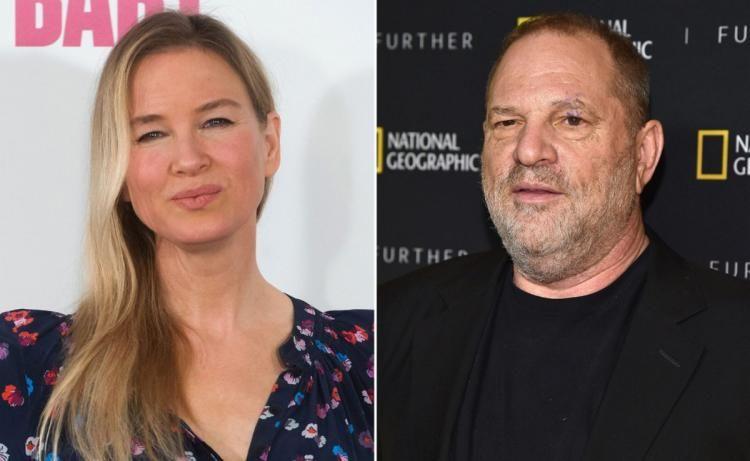 Actress Renée Zellweger denies giving 'sexual favors' to Harvey Weinstein — 'He's full of s--t' https://t.co/8wTzkivmKt