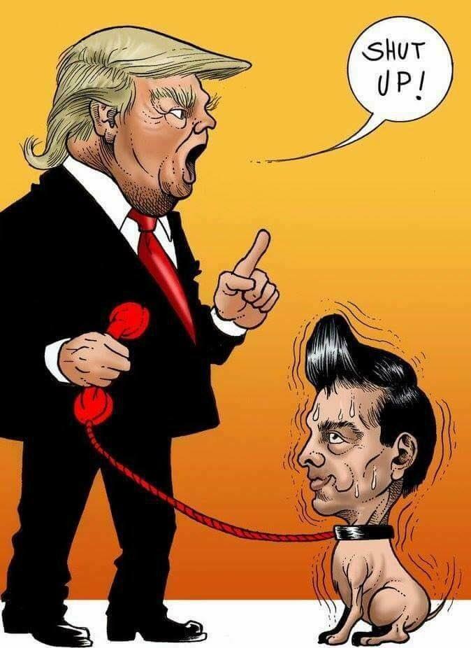 Hasta su gran amigo @realDonaldTrump le da la espalda a @EPN. Gobierno EU acaba de suspender, por ley, una parte importante de su apoyo militar a México porque las fuerzas del orden mexicanas incumplen estándares básicos de protección a derechos humanos: https://t.co/xLQm8W6p5g