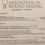 Honored to be giving the opening keynote lecture tonight at the Innovations in Wound Healing meeting in beautiful Bimini, Bahamas!  #medicinalplants #woundhealing #medicine #dermatology #skin #wounds #infection