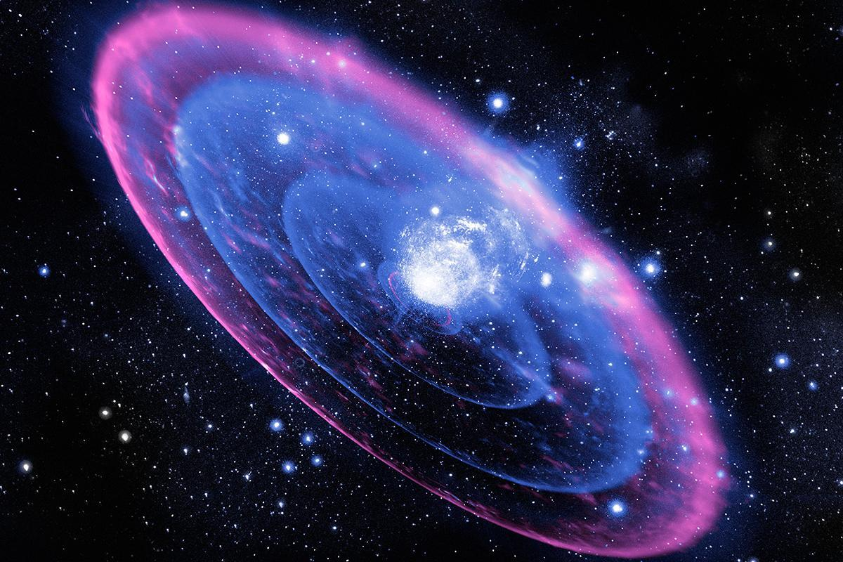 Bizarre supernova may be powered by hidden disc of dust and gas https://t.co/PPj0errtzs