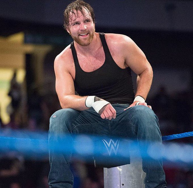 Happy Birthday to the , Dean Ambrose!!!