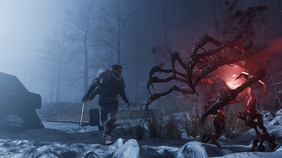 THQ Nordic's new survival game, Fade to Silence, leaks a bit early https://t.co/WyynoyXLI8