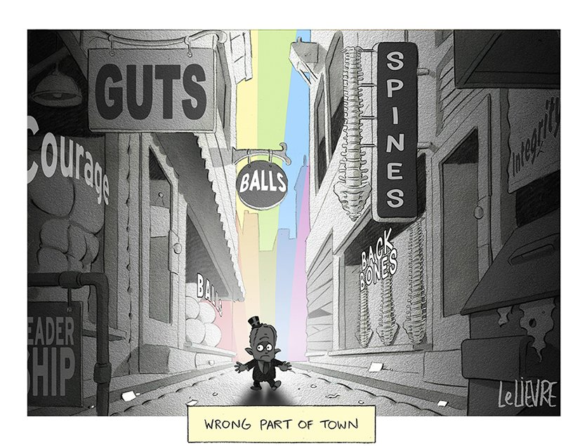 Hey Malcolm? #marriageequality happened...