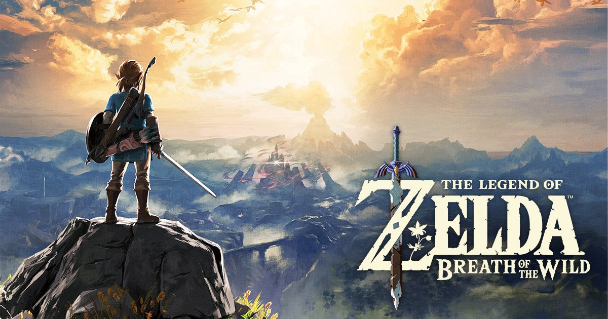 The Legend of Zelda: Breath of the Wild wins GAME OF THE YEAR at #TheGameAwards