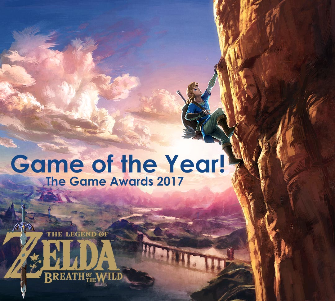 The Legend of #Zelda: Breath of the Wild takes hom…