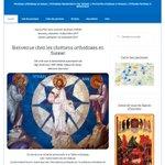 Nouvelle formule du site des paroisses #orthodoxes en Suisse: découvrez la nouvelle présentation d'Orthodoxie.ch! https://t.co/PDlTjgAuDR
