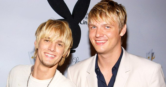 (Nick Carter Wishes Brother Aaron Carter Happy Birthday After Feud)