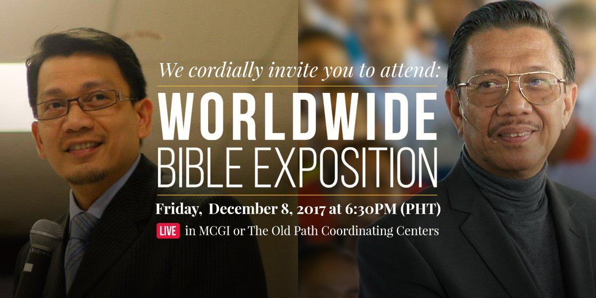 bro eli soriano bible expositions