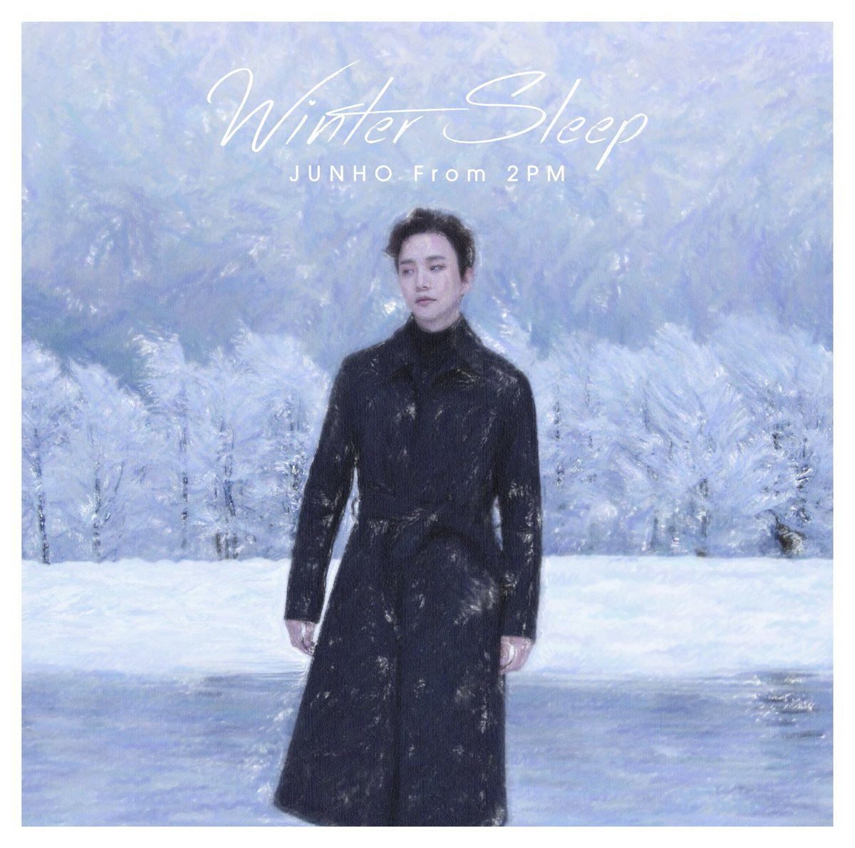 JUNHO (From 2PM)  Japan Solo 6th Mini Album <Wi…