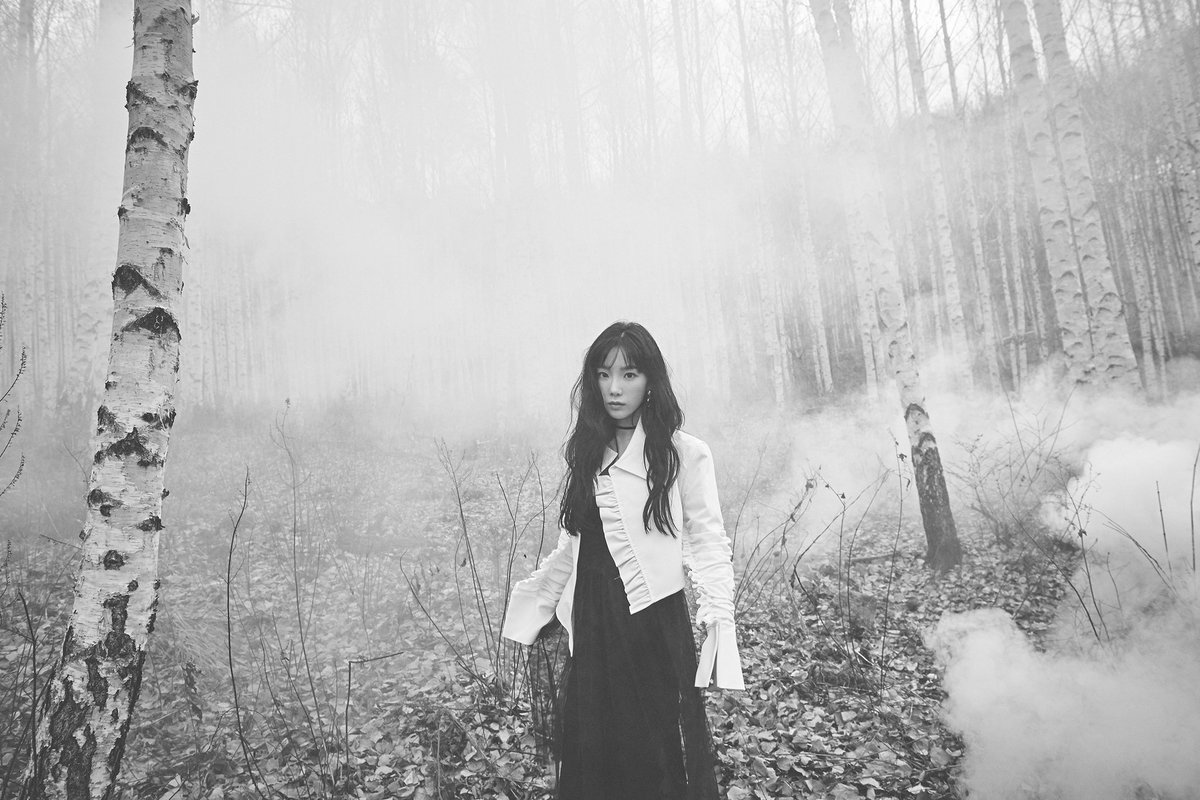 #TAEYEON's Winter Album 'This Christmas – Winter is Coming' Features Eight Tracks Including Lead Track '#ThisChristmas'