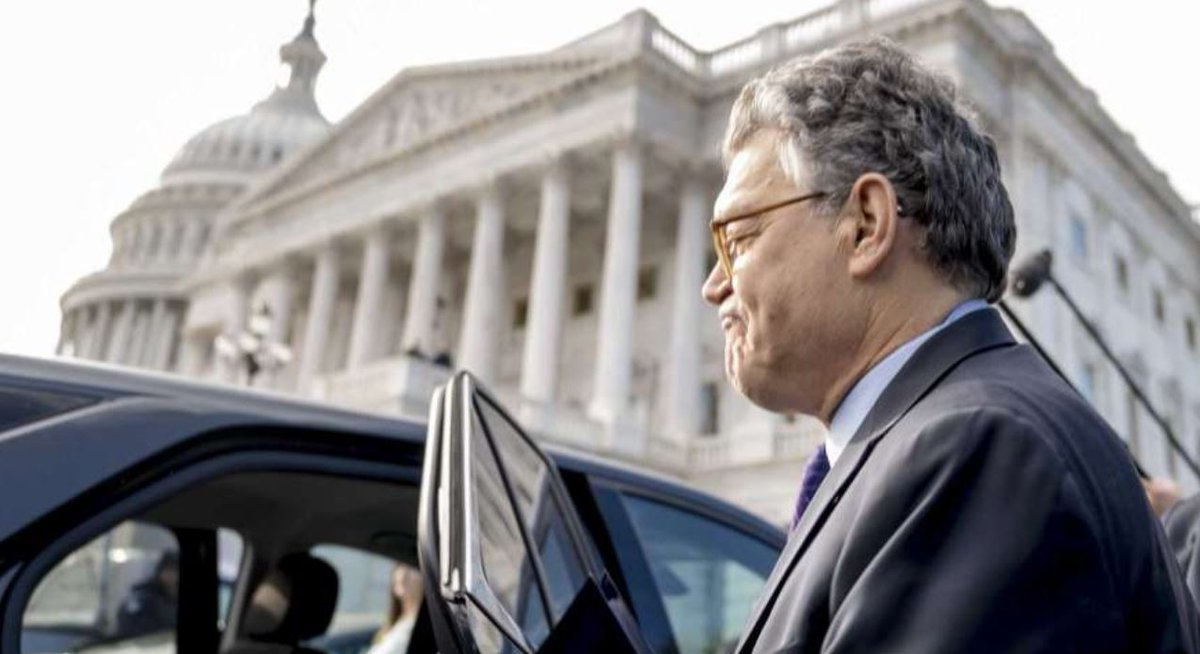 Editorial | #Franken exit must lead to tougher harassment standards. https://t.co/8wkUsaHL55