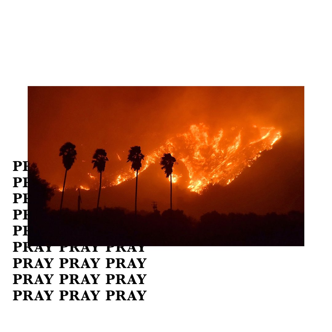 We're praying for safety in California!   And the peace of God, which transcends all understanding, will guard your hearts and your minds in Christ Jesus. // Philippians 4:7 https://t.co/ypDjFO3yqJ