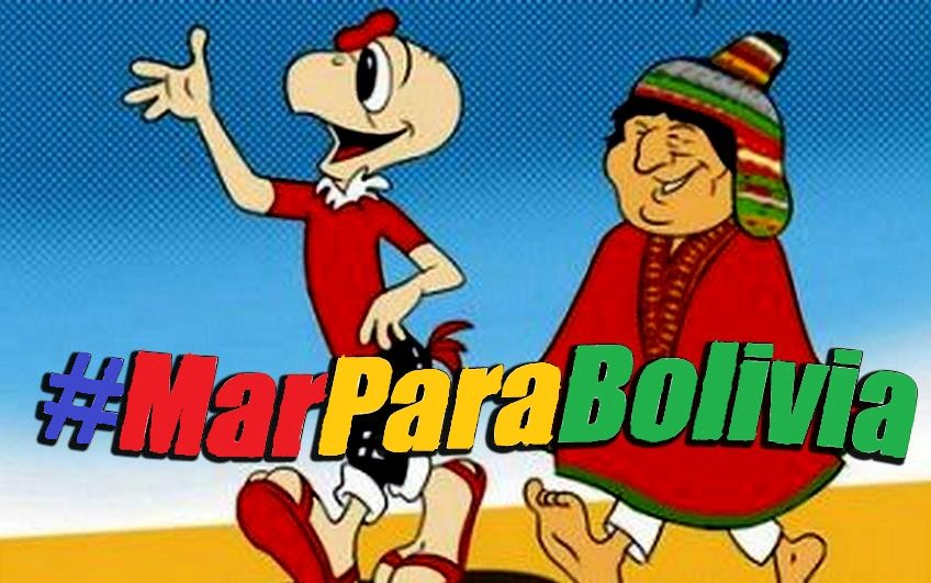 RT @MarParaBolivia_: #SiHayAlgoQueMeAlegraEs encontrar tanta simpatía con #MarParaBolivia en #Chile https://t.co/CvsqUSTjjG
