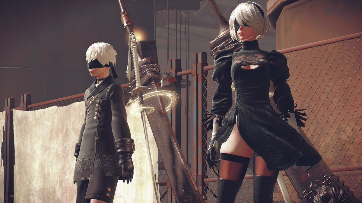 NieR: Automata wins Best Score / Music at #TheGameAwards