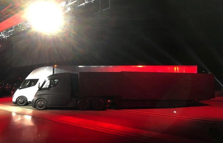 Budweiser maker Anheuser-Busch reserves 40 Tesla electric trucks https://t.co/JS7H6PcAWS