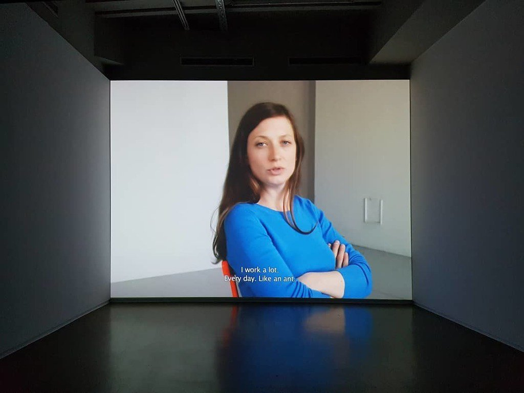 #ArianeLoze #impotence #video #TheGridAndTheCloud #curator #ElenaSorokina #hisklaureates2017 https://t.co/lX3vUrgVnu