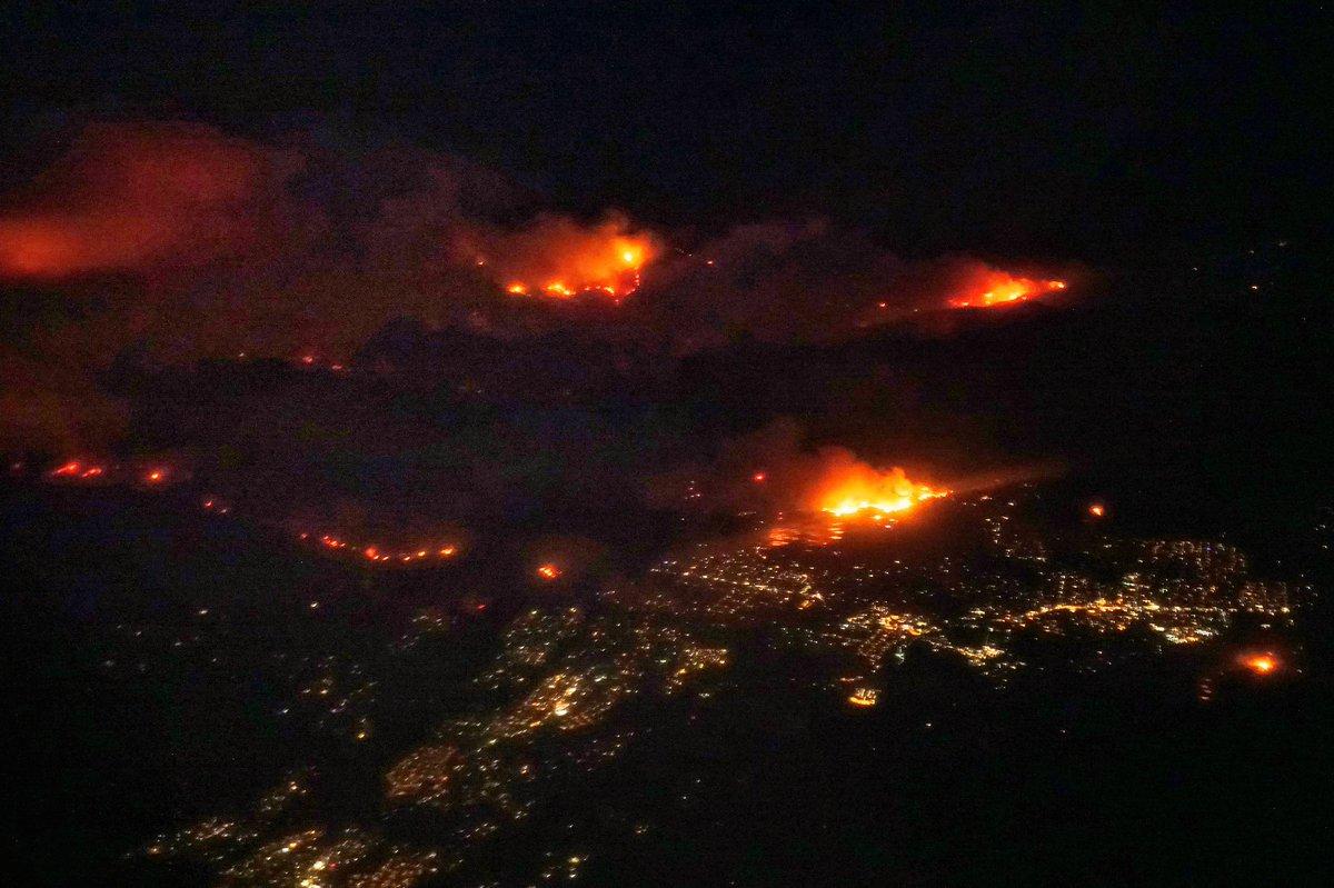 Arquidiócesis de Los Ángeles crea fondo de ayuda para afectados por incendios