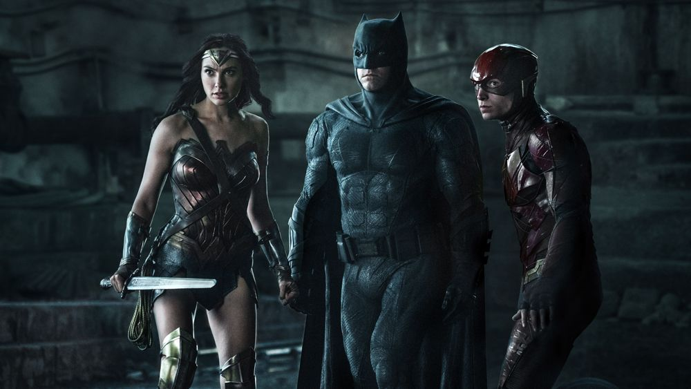 DC shakeup in the works after #JusticeLeague stumbles https://t.co/FDTntD410w