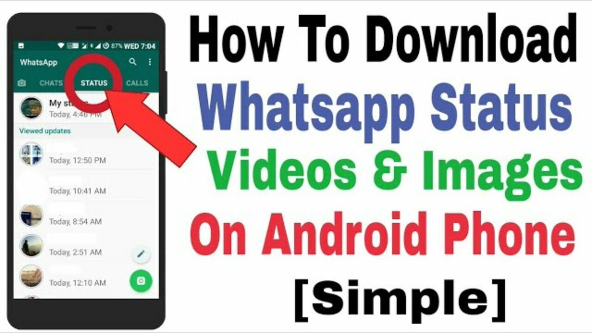 Mahesh Technicals On Twitter How To Download Whatsapp