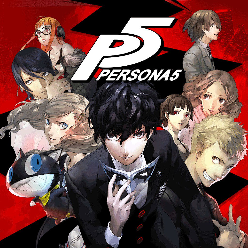 Persona 5's true form? Best RPG at #TheGameAwa…