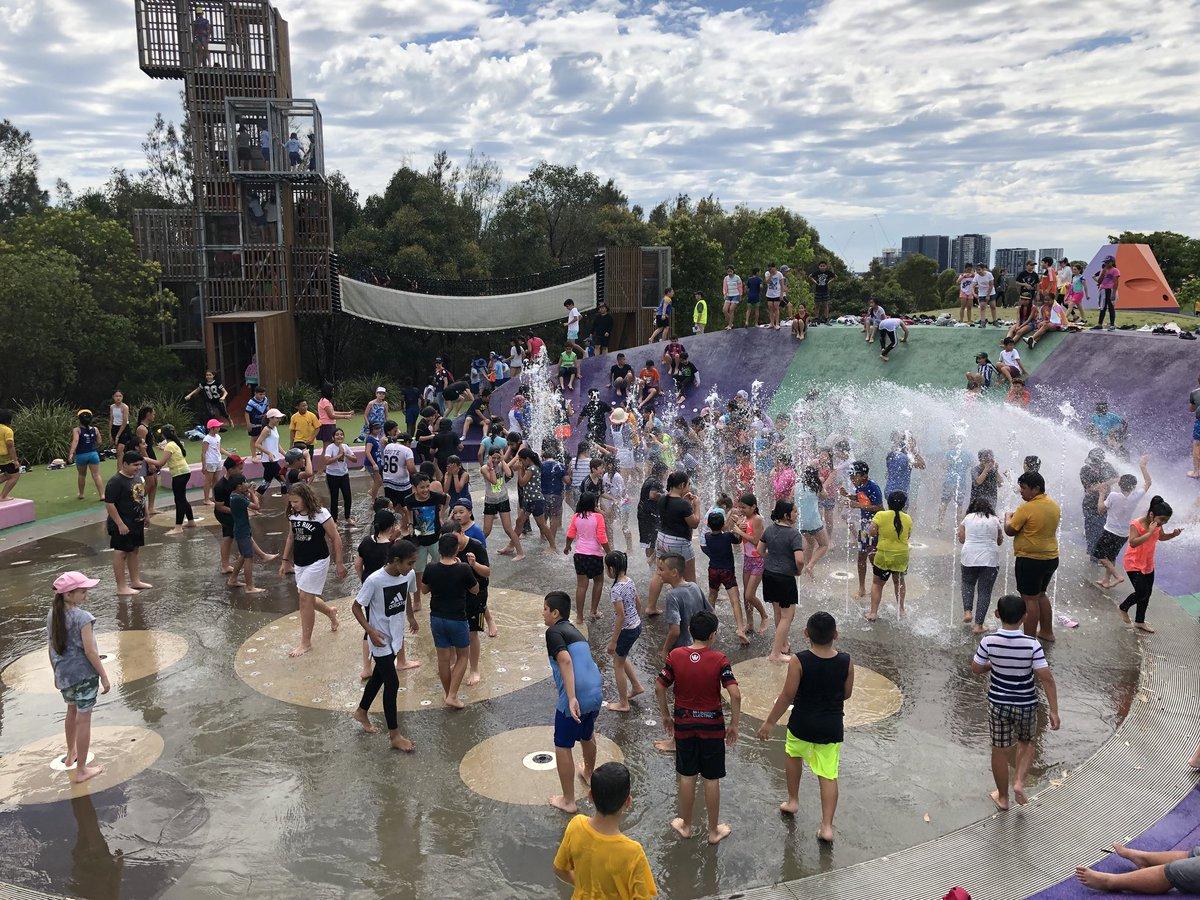Sobara Kina On Twitter Awesome Day Blaxland Riverside Park Ss Had A Blast Homebush Sydney Picnicday Funinthesun Waterpark Excursion