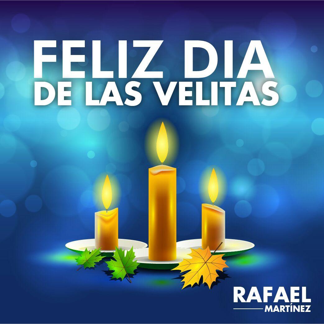Todos a disfrutar en familia y en Paz este día de las velitas. #FelizDíaDeLasVelitas. https://t.co/DuBEUs6mSK