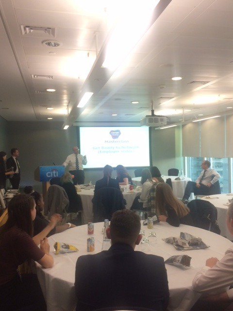 Fantastic visit to @Citi with @Rodillian_Ac and @BBEC1 as part of #acapitalexperience! As outlined in the new #careersstrategy, these links are so important in helping young people understand more about the world of work & become @careerreadyUK