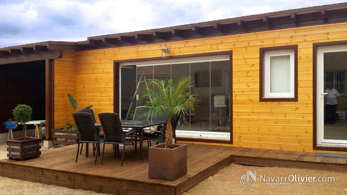 Casas de madera almeria tahal rambla del la encina casa de madera tahal almera spain with casas - Casa rural tahal ...