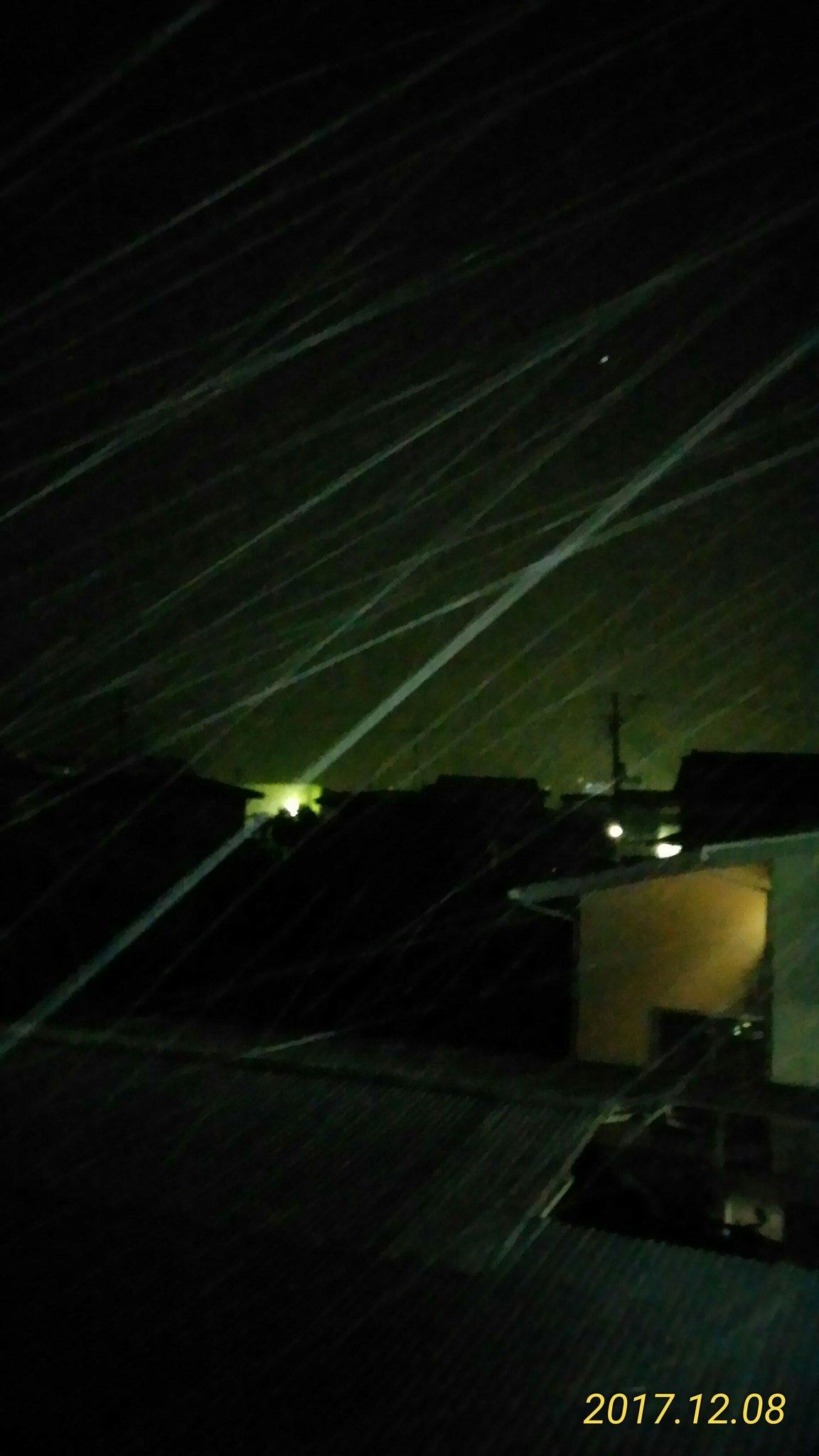 平地でも初雪(福島県南)。冬期情報。