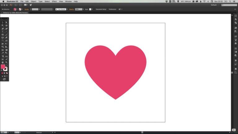 Web Design Ledger On Twitter Drawing The Facebook Heart Emoji In
