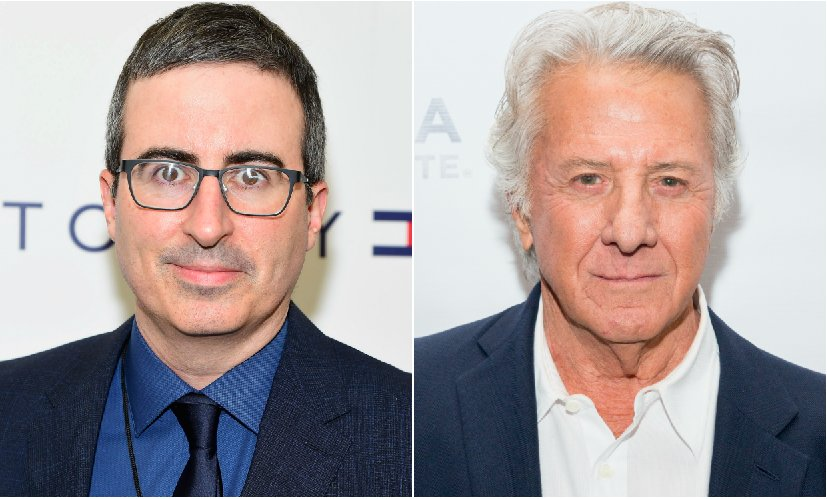 Watch John Oliver relentlessly grill Dustin Hoffman over sexual harassment allegations: https://t.co/yYnt7SNUp2 👏🏽👏🏽👏🏽