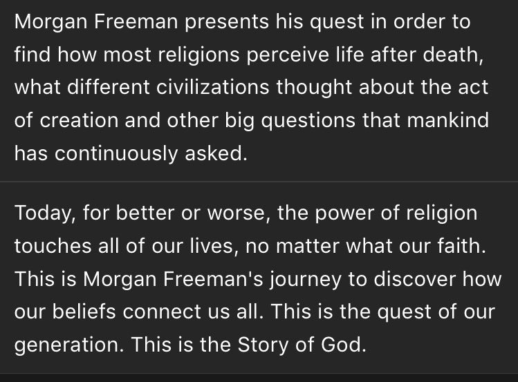 different perception on religion