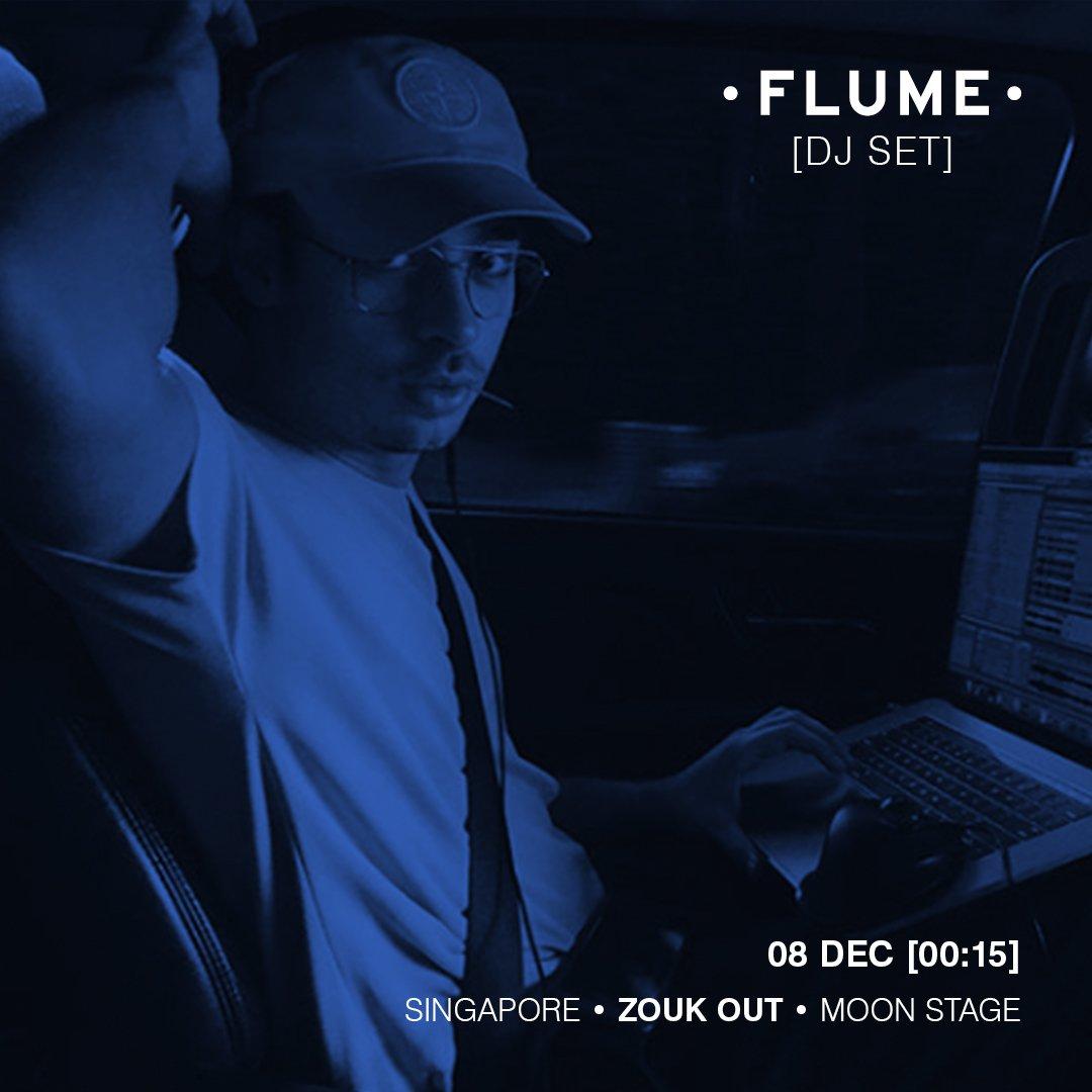 Singapore tonight // 12:15am // @ZoukOut...