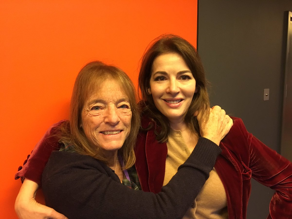Chef Ruth Rogers says reports @Nigella_Lawson 'borrowed' one of her recipes 'absolute rubbish' #r4today