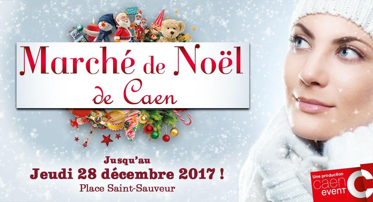 Le #Marché de #Noël de #Caen est prolongé jusqu'au jeudi 28 décembre : trois jours de plus pour que petits et grands puissent profiter de la magie des Fêtes de fin d'année ! #NoëlàCaen Plus d'infos : https://t.co/bOqJkgieSI https://t.co/RS7dQSATaR