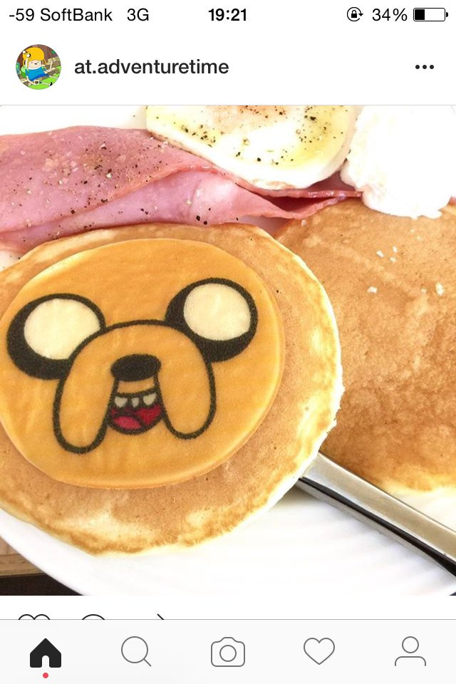 Jake The Pancake (Make The Pancake) http...