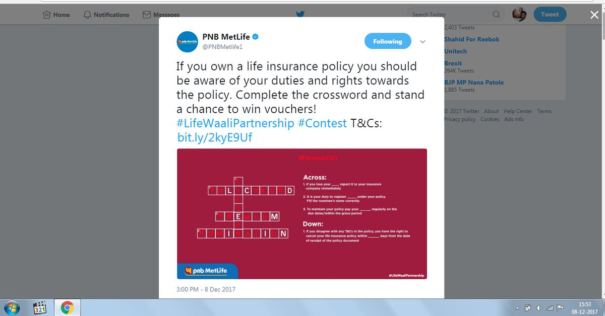 Pnbmetlife Hashtag On Twitter