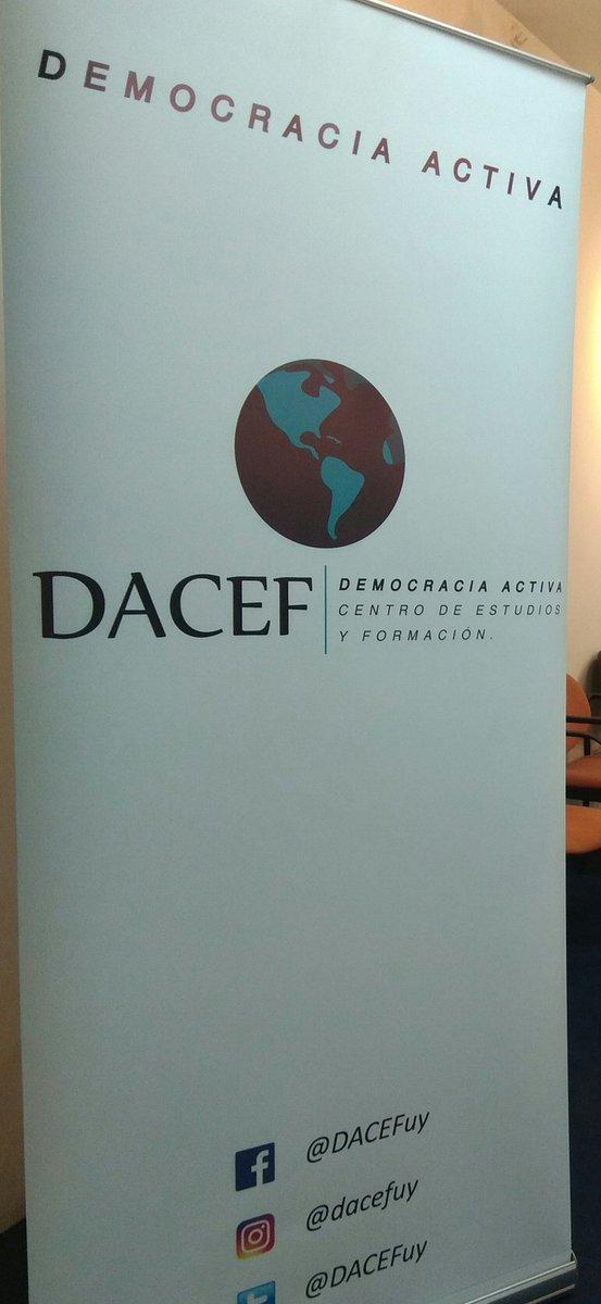 Más del Foro de @DACEFuy de ayey  LUCES Y SOMBRAS DEL NUEVO CÓDIGO DEL PROCESO PENAL  Gracias al panel por las buenas exposiciones.  #DACEF